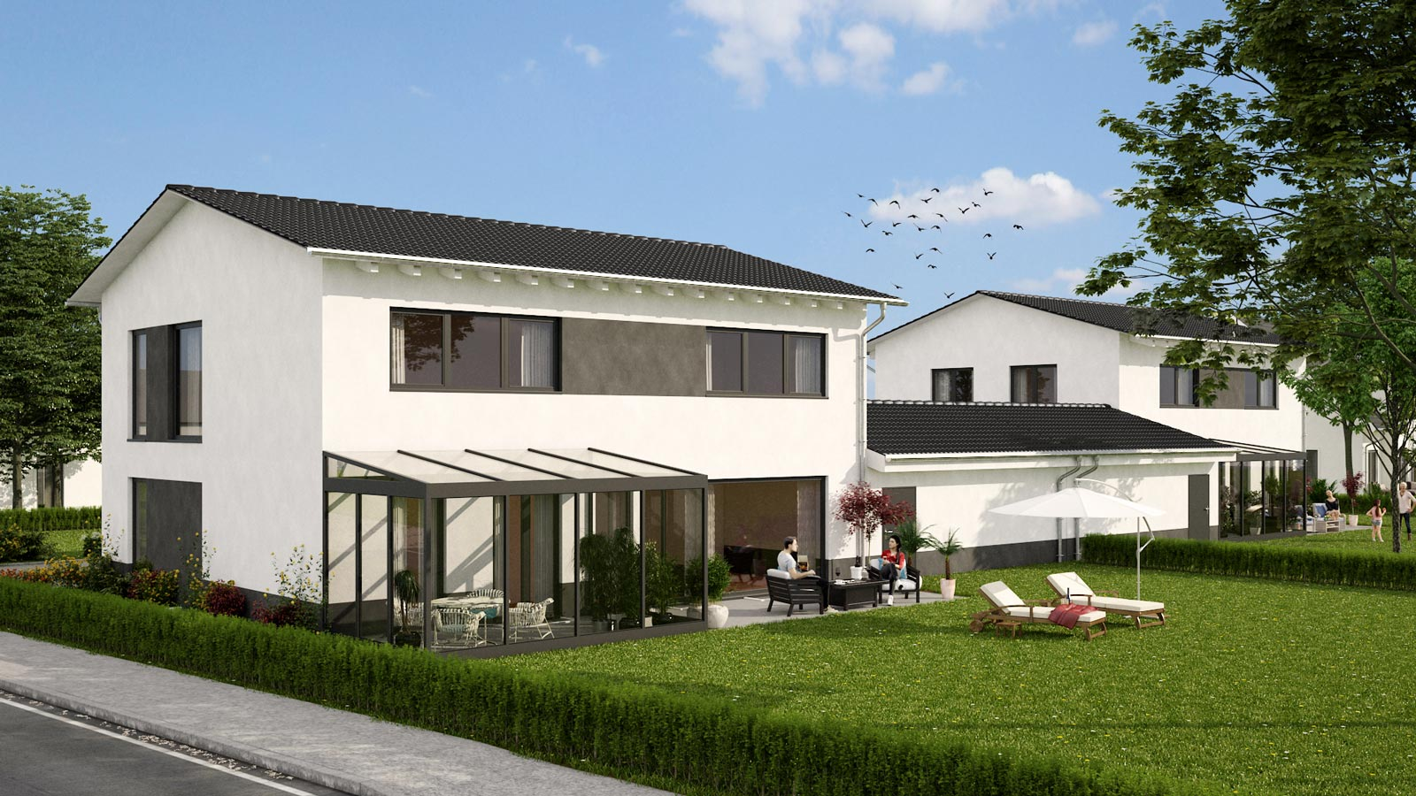 Tm Wohnbau - Einfamilienhaus Massiv